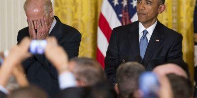 """""""No puedes conseguir una respuesta interrumpiéndo de esa forma"""", respondió Obama Foto:AFP"""