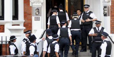 """Fue en febrero de 2012 cuando la organización fundada por Julian Assange dio a conocer correos electrónicos de la empresa de seguridad privada Stratfor, en los cuales se detalló que """"un analista de Startfor determinó que al menos 12 funcionarios de los Servicios de Inteligencia de Pakistán conocían la casa en la que se escondía Osama Bin Laden"""", informó """"The Daily Telegraph"""" en Reino Unido. Foto:Getty Images"""
