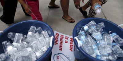 2. Aumento del uso del agua para la manufactura- Foto:Getty Images