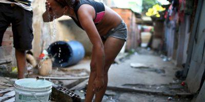 2. Según la ONU, durante el periodo del año 2000 a 2050 la demanda global de agua para la industria aumentará en un 400%. Foto:Getty Images
