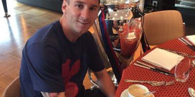 Lionel Messi Foto:Instagram