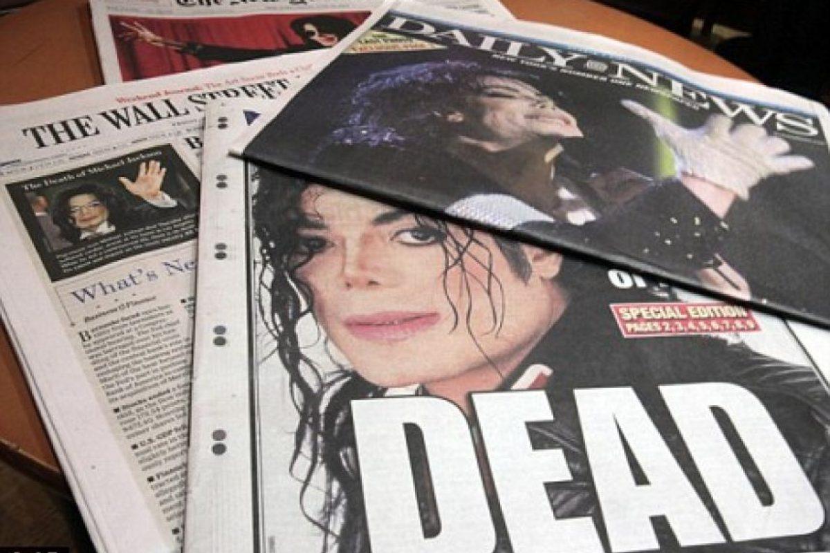 Michael Jackson logró obtener el primer lugar en la lista Billboard 100 con 13 de sus 98 sencillos. Foto:Twitter
