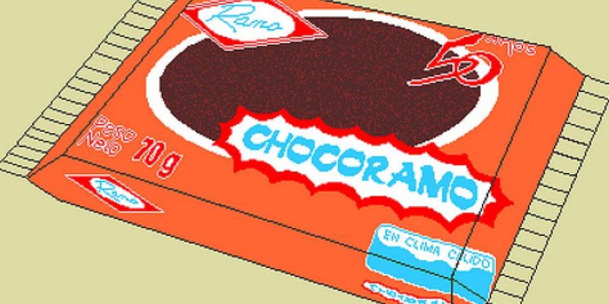 Siete cosas que seguramente no sabía sobre el Chocoramo