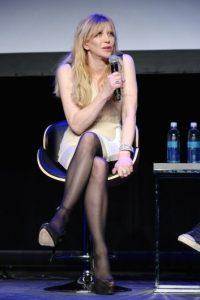 """Por medio de sus abogados, Courtney solicitó detener la difusión del documental """"Soaker in Bleach"""". Foto:Getty Images"""