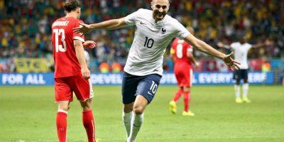 Karim Benzema es un futbolista francés. Juega de delantero y su actual equipo es el Real Madrid Club. Foto:Getty Images