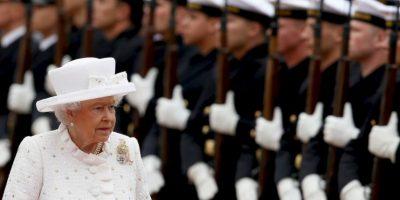 3. Es la primera monarca británica en lograr celebrar sus bodas de diamante (75 años). Foto:Getty Images
