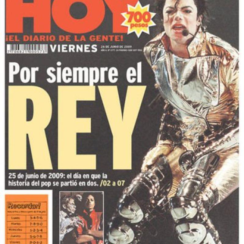 """Foto:Periódico """"Hoy"""""""