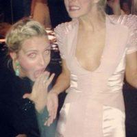 Julianne Hough y lo inevitable. Foto:vía Instagram