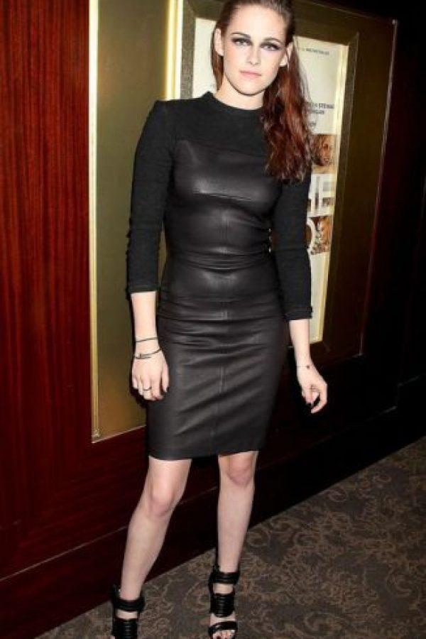 ¿Sudará Kristen Stewart con esto puesto? Foto:vía Getty Images