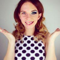 Ella buscaba mostrar el poder del maquillaje. Foto:vía Instagram