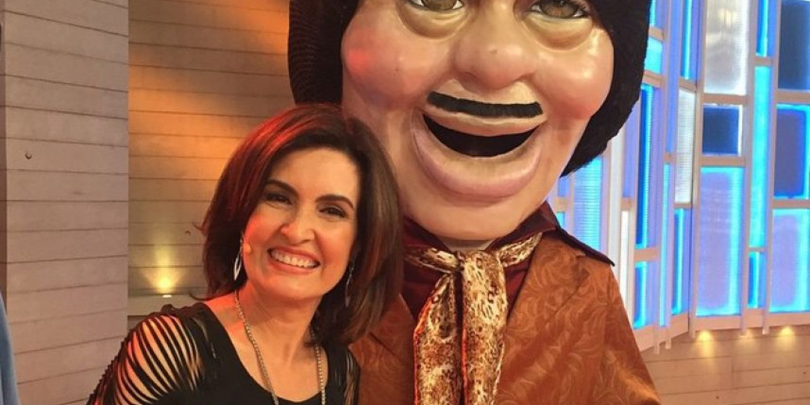 Fátima Bernardes es una presentadora de televisión brasileña. Foto:Vía instagram.com/fbbreal