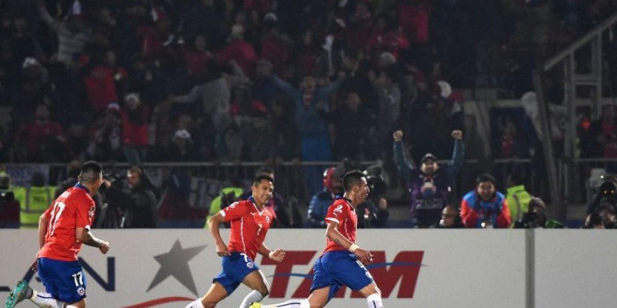 Esta es la primera semifinal de la Copa América 2015