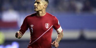 El delantero le marcó tres goles a Bolivia. Foto:AFP