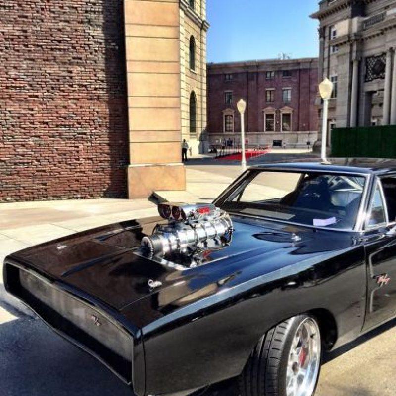 En el lugar se exhiben los autos que aparecen en las películas. Foto:vía facebook.com/UniversalStudiosHollywood