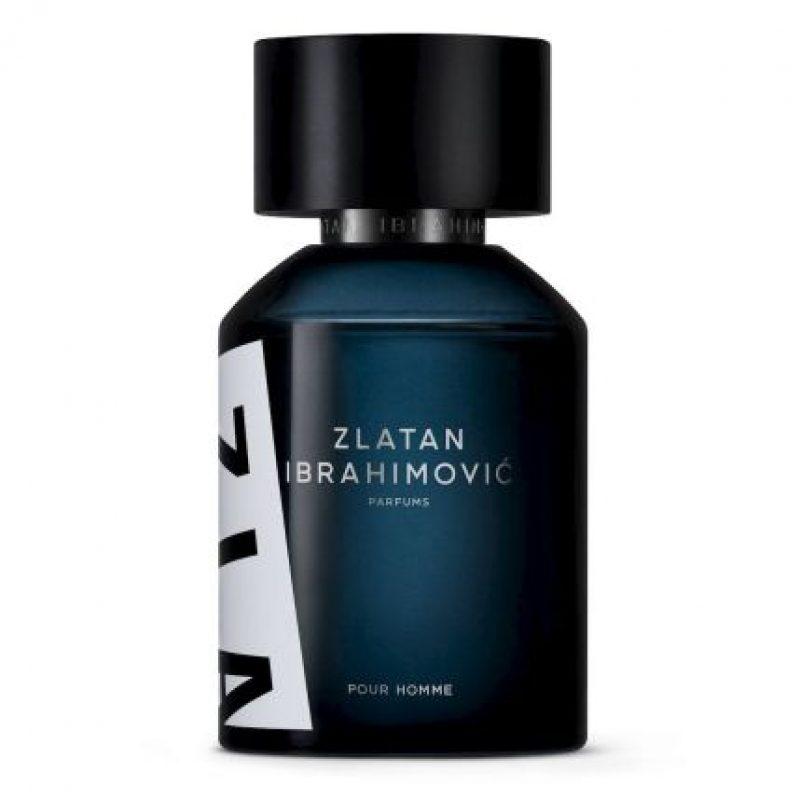 ¡Llegó el perfume de Zlatan Ibrahimovic! En redes sociales, el sueco mostró como luce su fragancia. Foto:Vía facebook.com/ZlatanIbrahimovic