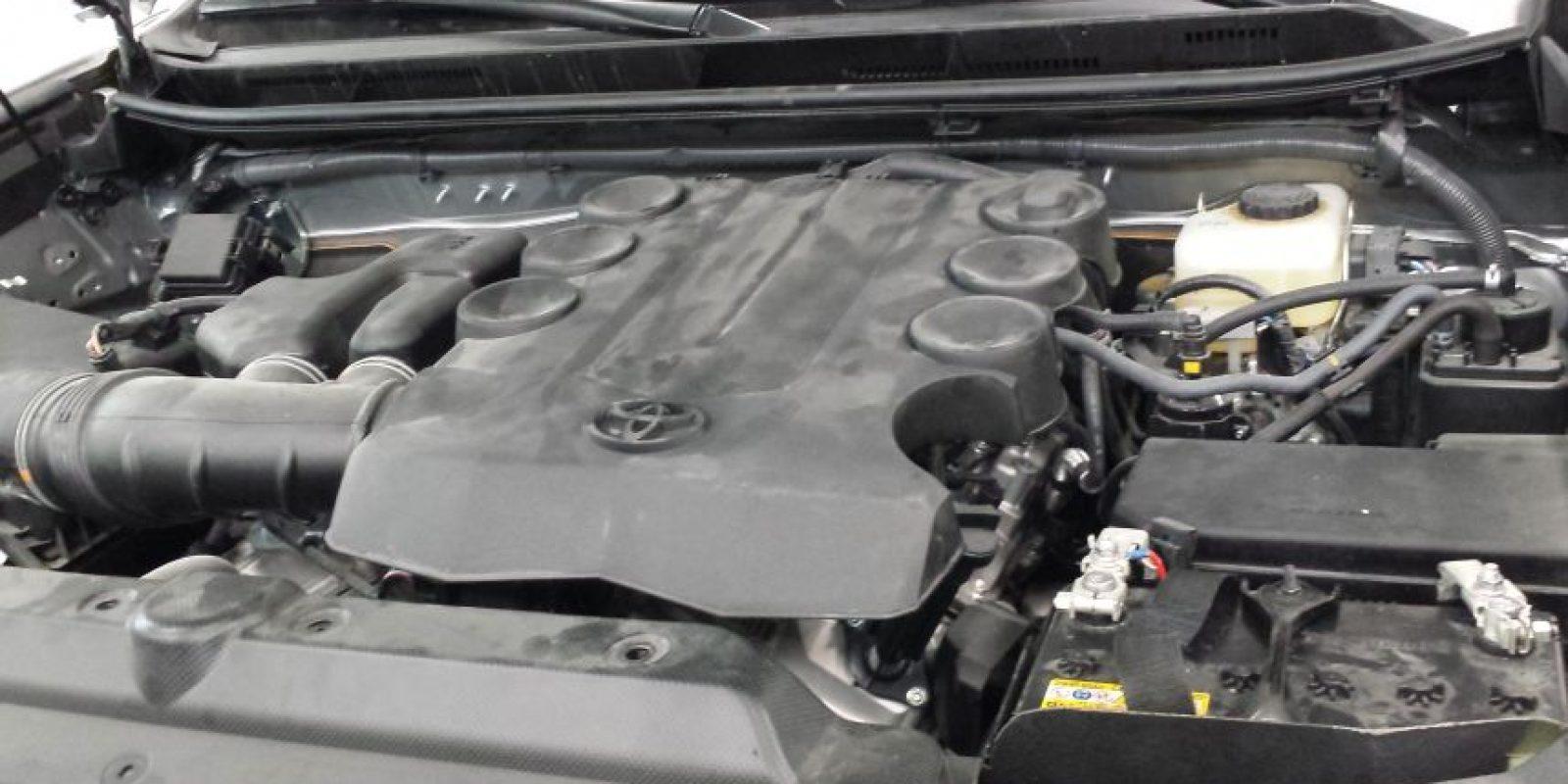 Dependiendo de las necesidades del cliente, piezas internas como el radiador y los computadores del motor pueden ser también blindadas. Foto:Juan Manuel Reyes – Publimetro
