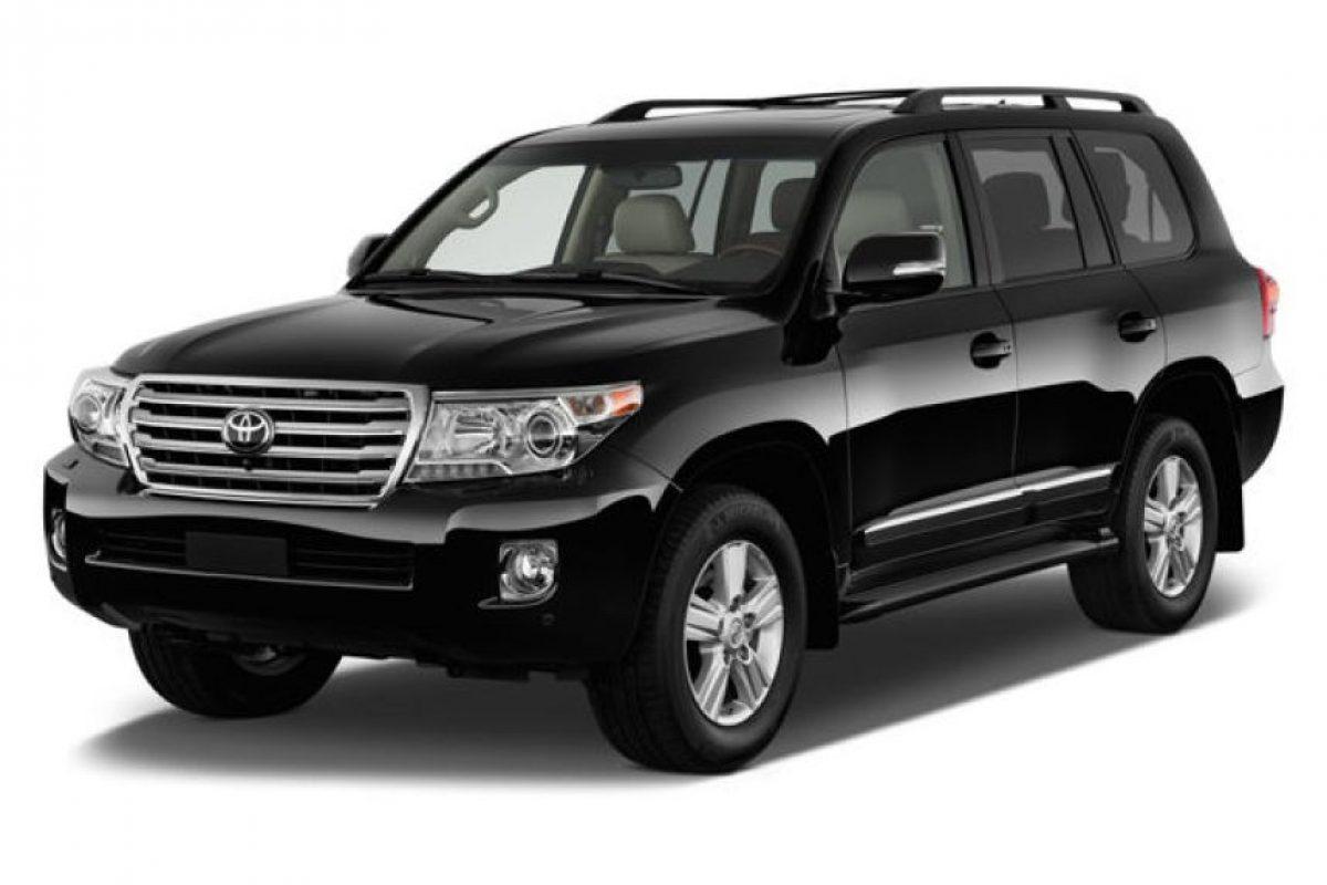 Los automóviles más comunes en ser blindados son camionetas como las Toyota Land Cruiser y Prado. Foto:Cortesía Toyota