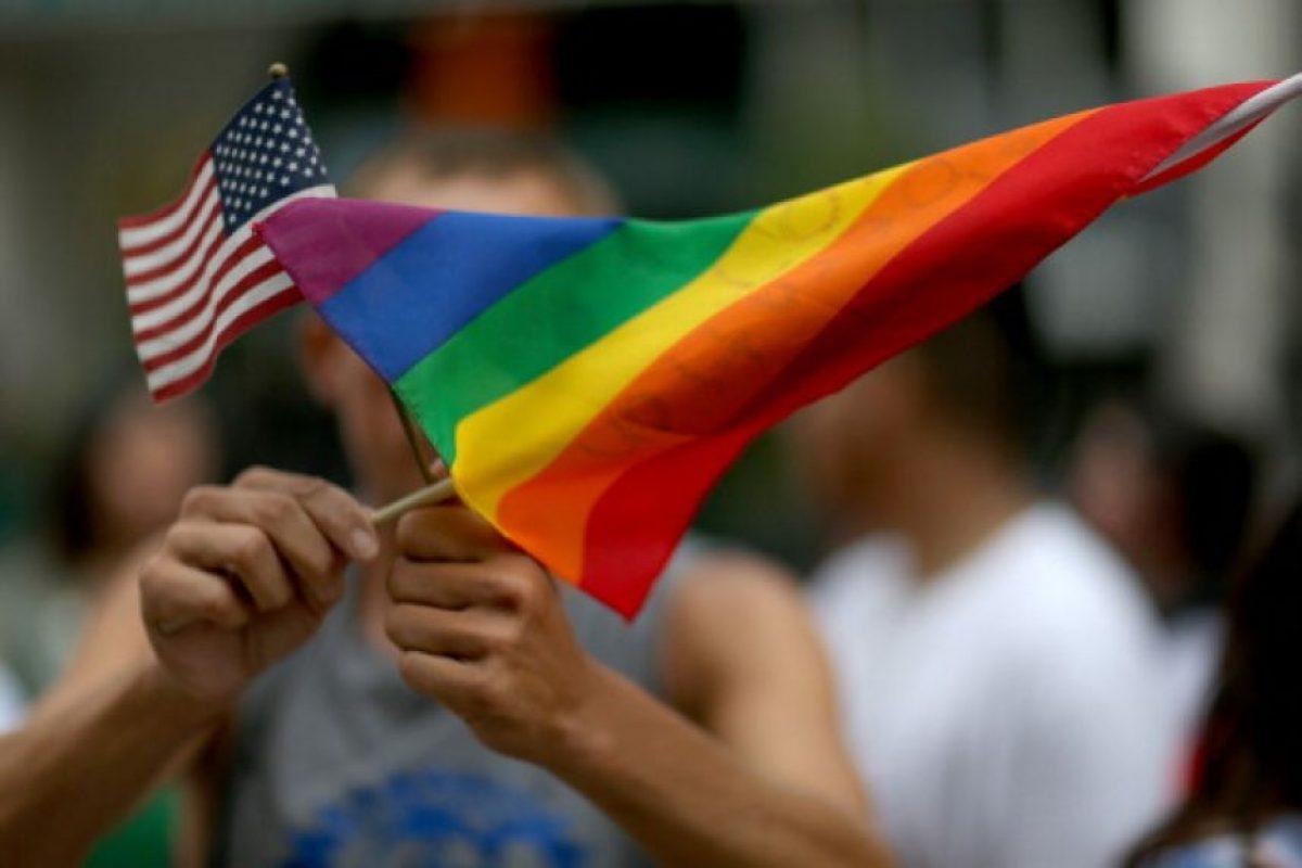 """""""Estados Unidos es el país donde pueden escribir su destino"""" Foto:Getty Images"""