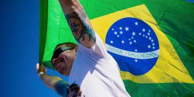 8. Brasil Foto:Getty Images