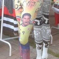 Las colombianadas más chistosas de los hinchas de la Selección