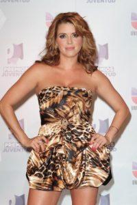 La Miss Universo de 1996, Alicia Machado, lo comparó con Hitler Foto:Getty Images