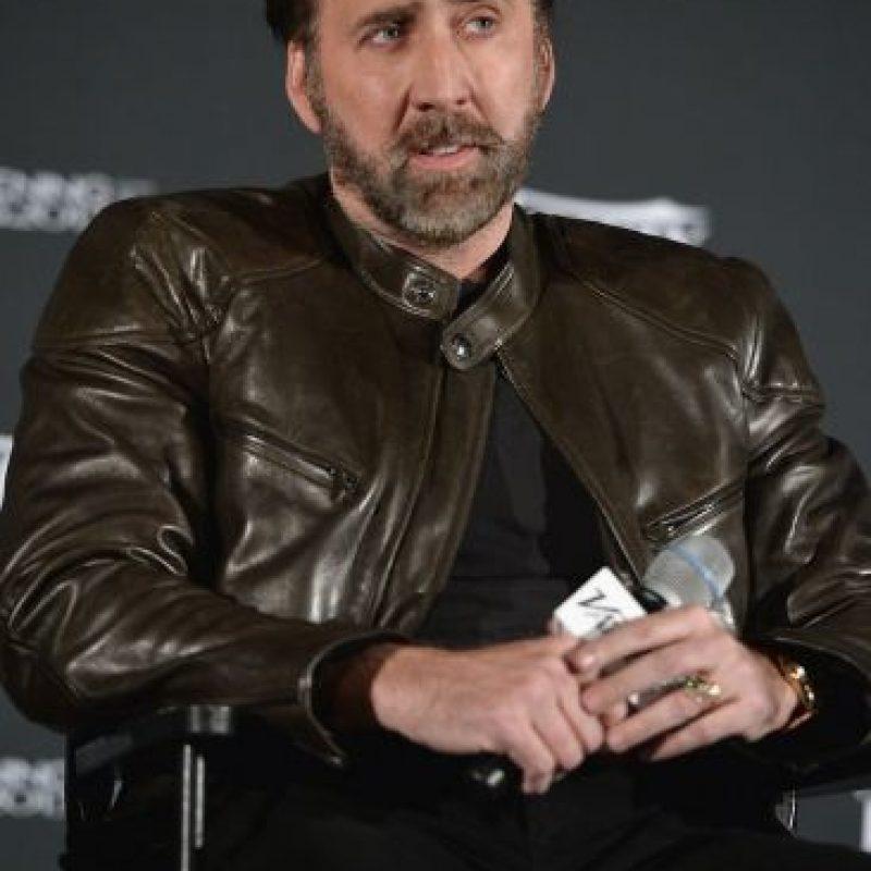 En 2010, el actor sufrió el embargo de tres de sus lujosas mansiones en Malibú y Bel Air. Las propiedades pasaron a manos del banco, luego de que Cage fuera incapaz de pagar las millonarias hipotecas. Foto:Getty Images