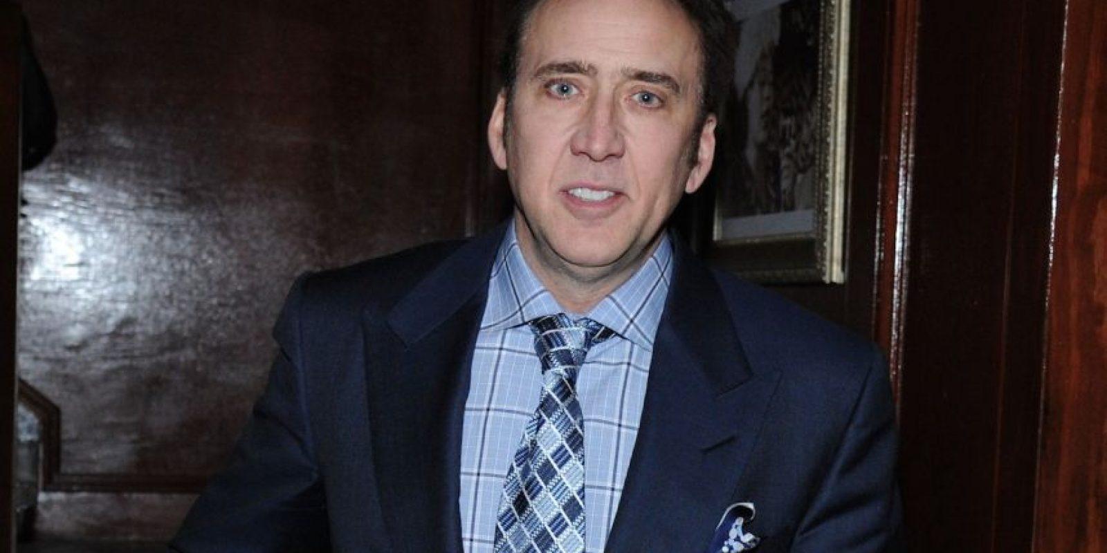La deuda de Nicolas ascendía a 27 millones de dólares entre las tres propiedades. Foto:Getty Images