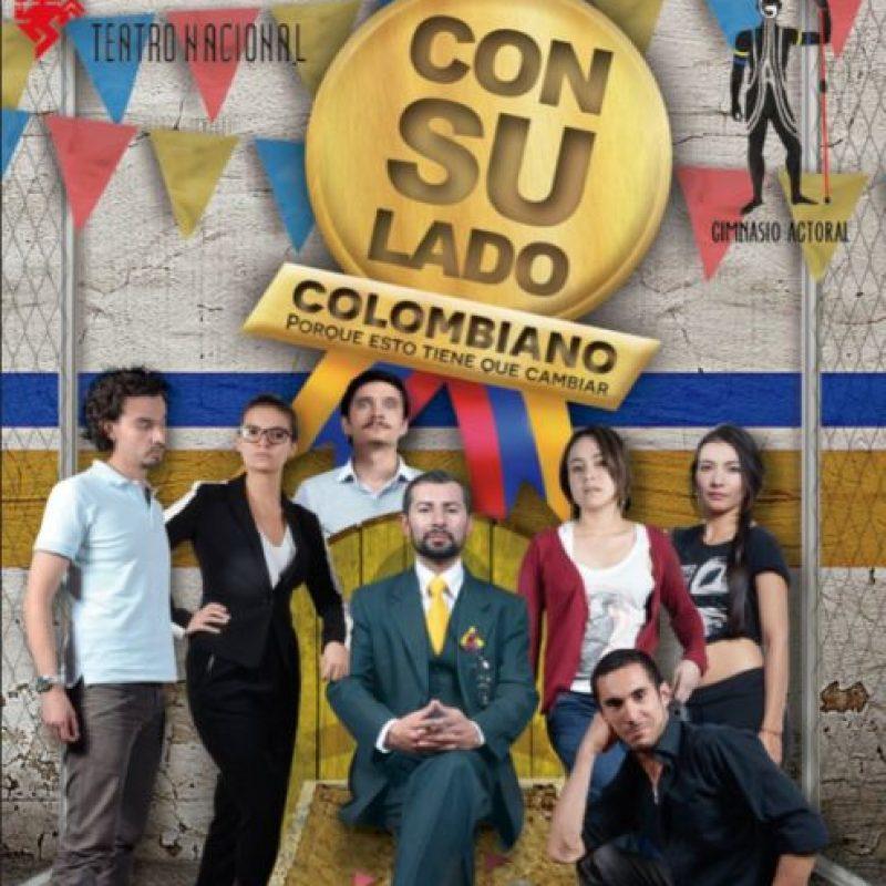 Co – Su – Lado – Colombiano. Casa del teatro Nacional
