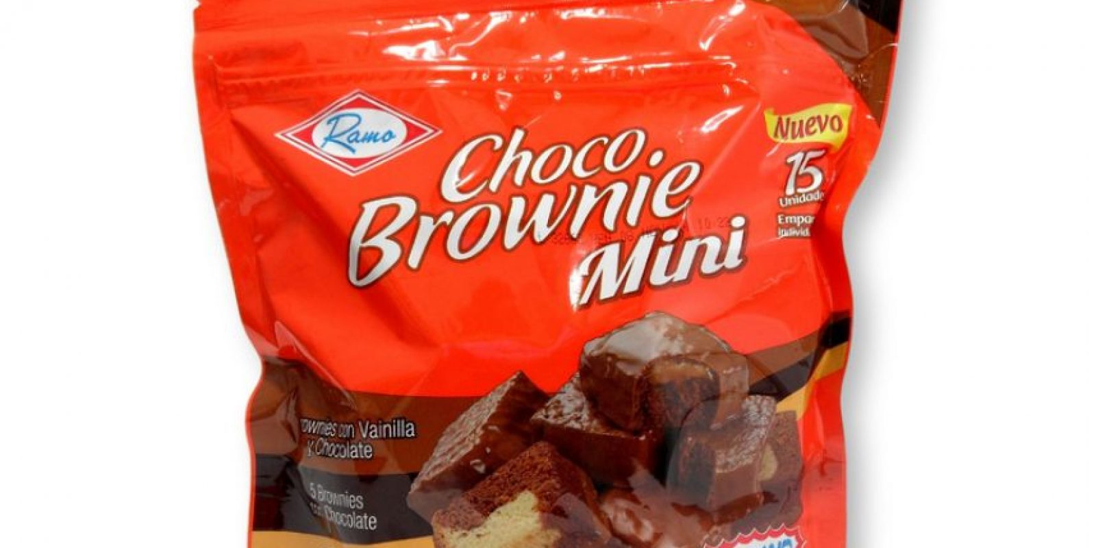 Brownie versión mini