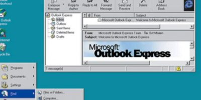 En 1995, Windows mutaría nuevamente de nombre para ver nacer el icónico Windows 95. El diseño rompió los esquemas existentes y revolucionó los diseños web para sistemas operativos en PC. Foto:windows.microsoft.com