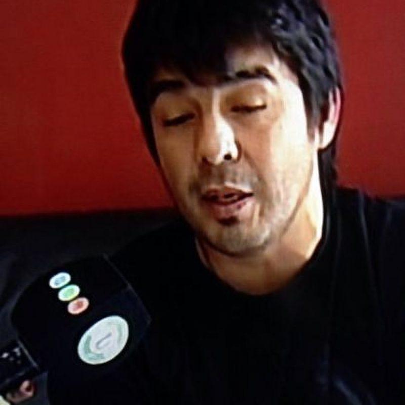 """""""El Chino"""" Maradona, sobrino de Diego, es una persona """"non grata"""" para el clan. Foto:Vía twitter.com/facumendez_"""