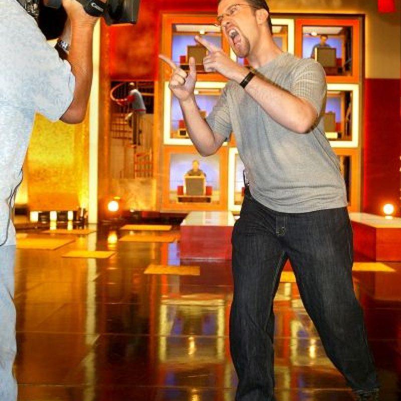 """En el 2009 la revista """"People"""" organizó una reunión de las estrellas de """"Salvado por la campana"""". A pedido de los otros actores Diamond, quien se encontraba a punto de lanzar su libro """"Behind the Bell"""", fue excluido de la reunión Foto:Getty Images"""