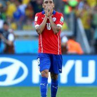 El Mainz, equipo al que pertenece el defensa chileno, está muy molesto por su actitud. Foto:Getty Images