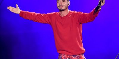 J Balvin Foto: Getty Images