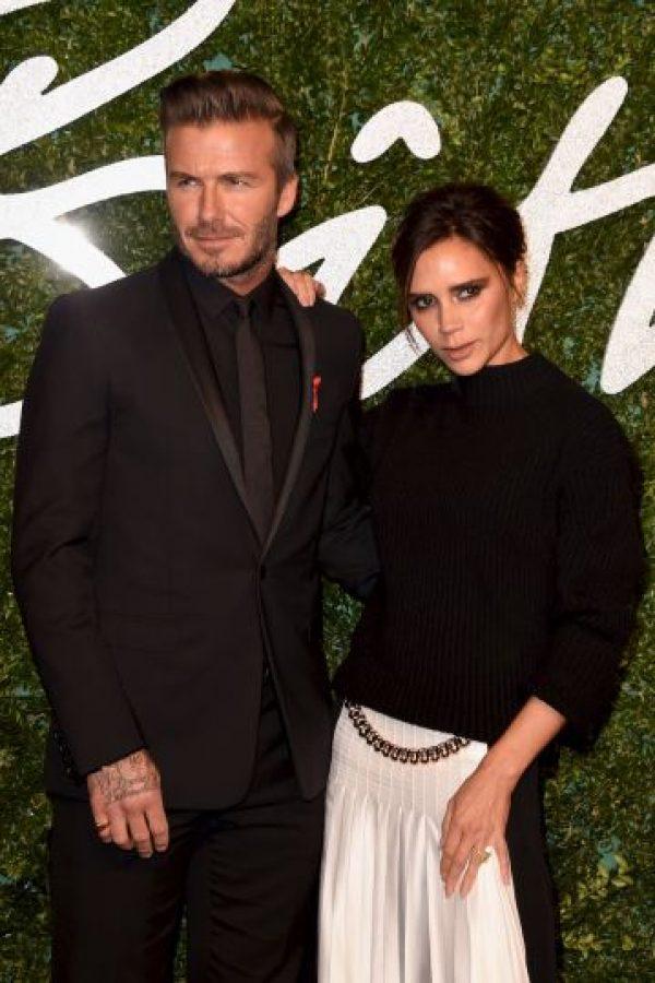 5. David Beckham Foto:Getty Images