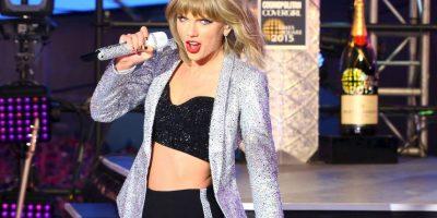 Los padres de esta rubia la nombraron Taylor en honor a al cantante James Taylor. Foto:Getty Images