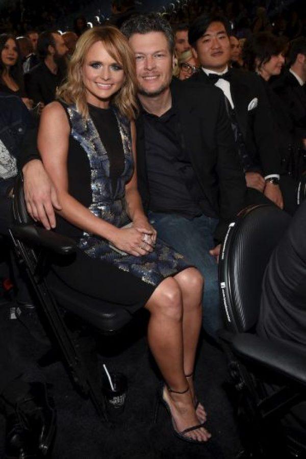 """Gracias a los 40 conciertos de Blake este año y al éxito de ventas del último disco de la cantante, """"Platinum"""" Foto:Getty Images"""