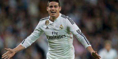 5. James Rodríguez: 6 millones de euros. Foto:Getty Images
