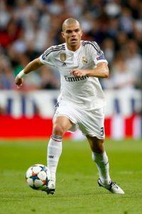 11. Pepe: 3.8 millones de euros. Foto:Getty Images