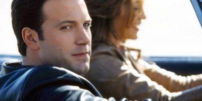 """1. Ben Affleck con """"Gigli"""", en 2003. Foto:vía Columbia Pictures"""
