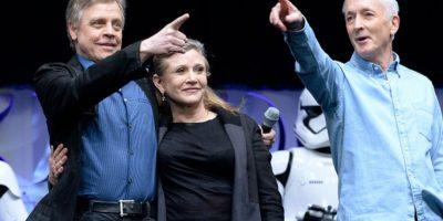 """Aunque hizo de todo por desligarse de """"Luke Skywalker"""", lo siguieron encasillando como tal y no encontró trabajo en ningún otro lado. Se dedicó a ser actor de voz, nicho en el que le ha ido bien. Paradójicamente, aparece en la nueva película de """"Star Wars"""". Foto:vía Getty Images"""