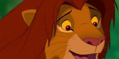 Si no era suficientemente raro que Simba sea hallado sexy por algunas… Foto:vía Disney