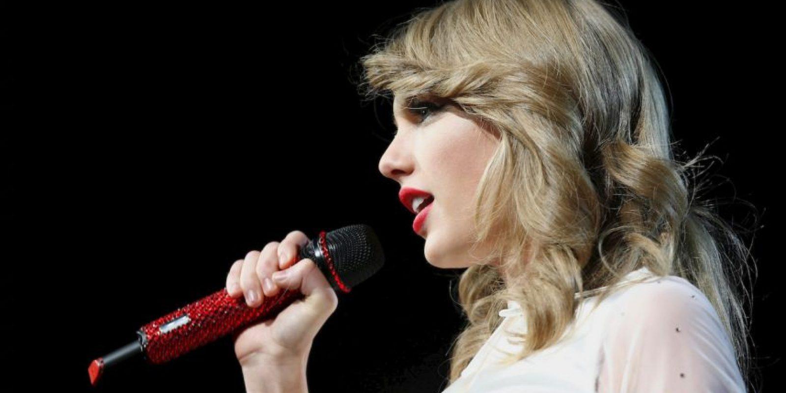 Ante esto, Taylor Swift lanzó un carta pública expresando su descontento y advirtiendo que su nuevo disco no podría encontrarse en esta app Foto:Apple