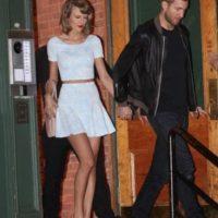 La fortuna de Taylor y Calvin está valuada en 146 millones de dólares Foto:Grosby Group