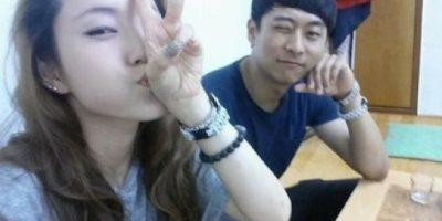 Según investigaciones de la policía encargada del caso en Corea del Sur, su novio la mató porque ella quería terminar con su relación amorosa. Foto:Vía Facebook.com/sunnykim1989