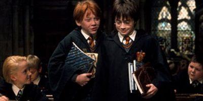 Sin embargo, Fiona Shaw (Petunia Dursley), Devon Murray (Seamus Finnigan), y Richard Harris (Albus Dumbledore hasta HP2) son de Irlanda Foto:Warner Bros