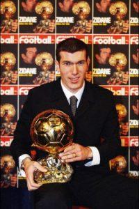"""12. La lista de los nominados al Balón de Oro estaba integrada por """"leyendas"""" Foto:Getty Images"""