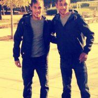 Con ustedes, las mejores imágenes del doble de Neymar. Foto:Vía facebook.com/DobleNeymar