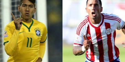Brasil y Paraguay cierran las acciones de cuartos de final de la Copa América. Foto:Vía facebook.com/AlbirrojaPrensa-CBF