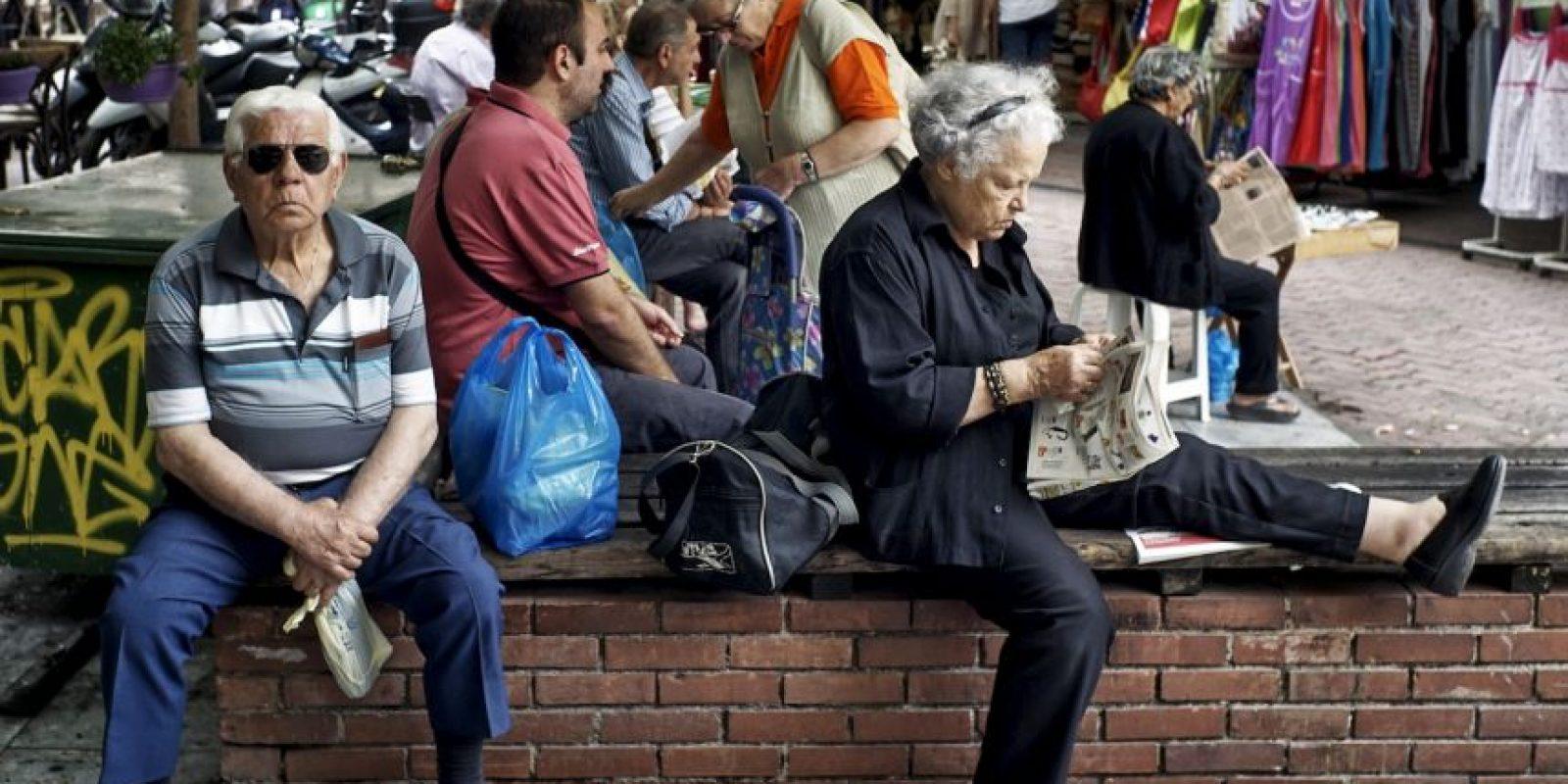 1. Lo qué está sucediendo en Grecia y cómo llegamos a esta situación Foto:Getty Images